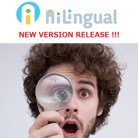 Ailingual NEW VERSION RELEASE !!!