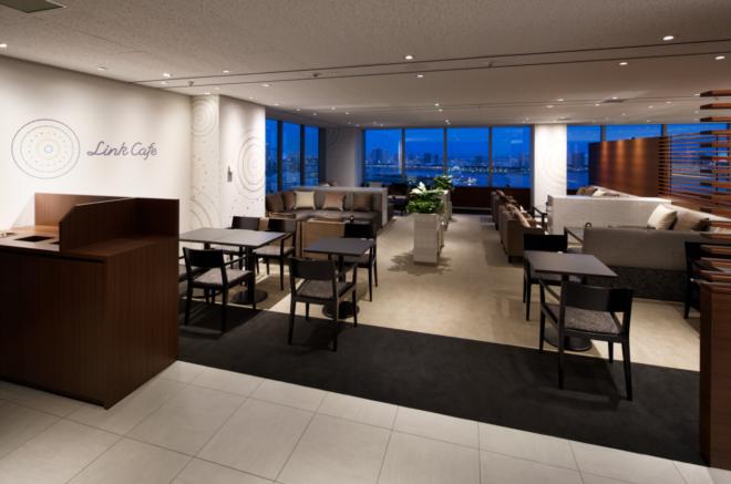 KMJカフェスペースのイメージ